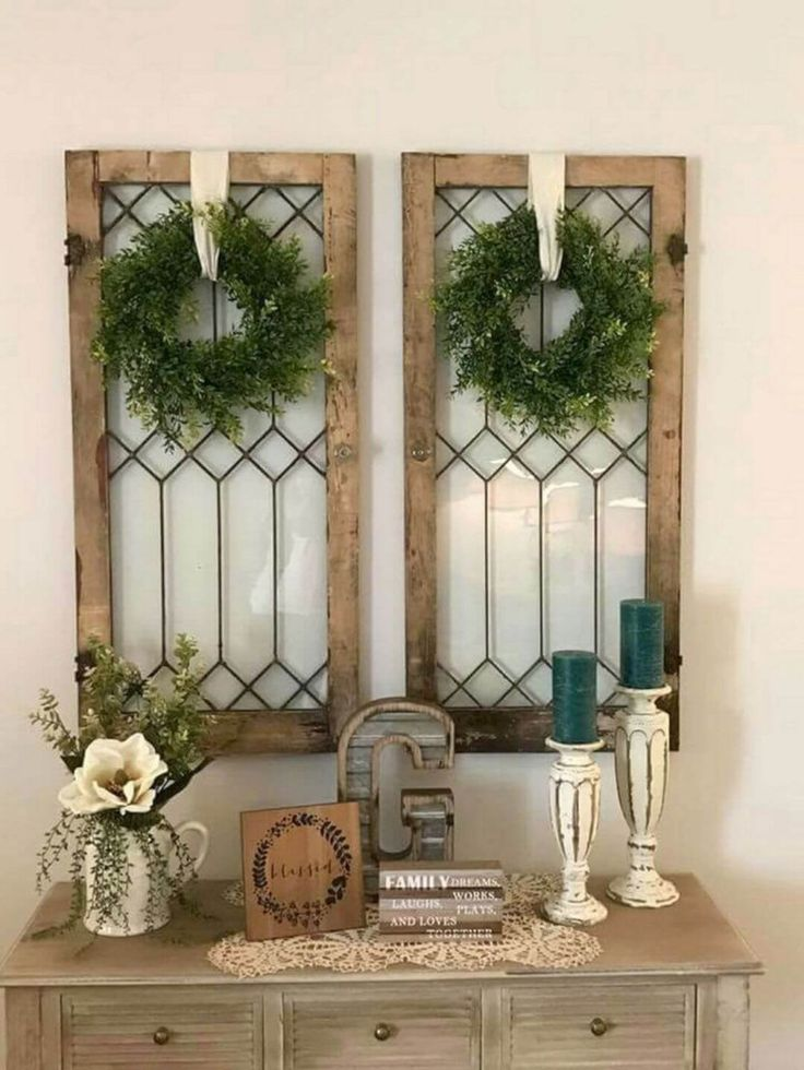 There are plenty styles of houses that you can find, I'm sure you also have your own distinctive style. In this case, farmhouse furniture decor ideas become one of the components that will beautify your living. Today, farmhouse style reflects the love of nature as well as the relationship betwe