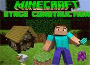 Minecraft Stage Construction