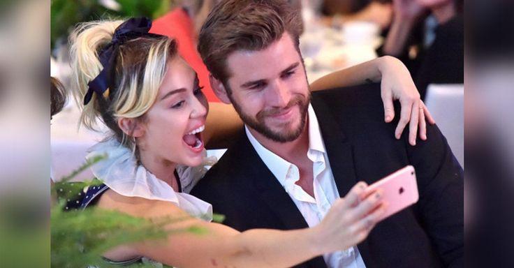 Después de 3 largos años, Miley Cyrus y Liam Hemsworth finalmente aparecieron juntos en público sonriendo, tomados de la mano y son el tema del momento