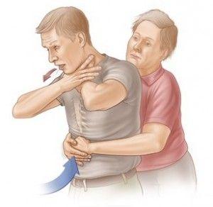 Tento trik vám zachrání život! Pokud se budete sami dusit, pomůže vám!