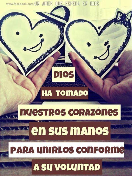 Un amor que espera en Dios