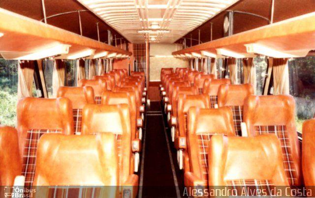 Ônibus da empresa Auto Viação São Cristovão, carro 1592, carroceria Nielson Diplomata 2.40, chassi Scania B111. Foto na cidade de Joinville-SC por Alessandro Alves da Costa, publicada em 22/07/2016 12:37:09.