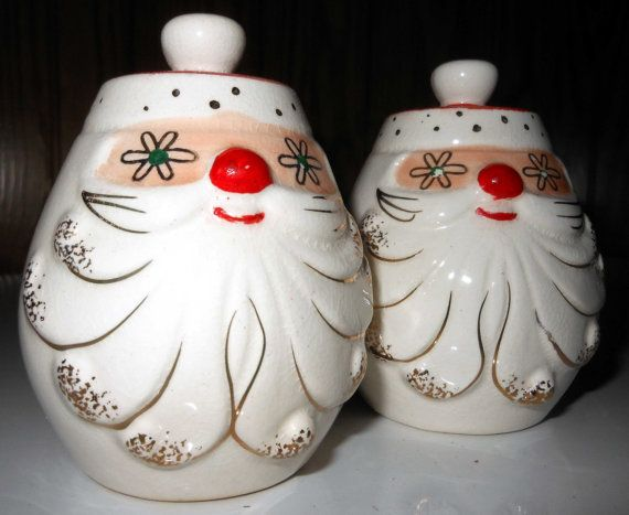 RARE Vintage Holt Howard Starry Eyed Santa by KITSCHMASSHOP
