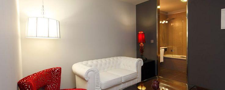 Hotel AXIS VIGO-Habitación hotel en Vigo junior suite - Room Hotel Vigo city #hotel #viajes #solteros #singles #bodas #empresas #gimnasio