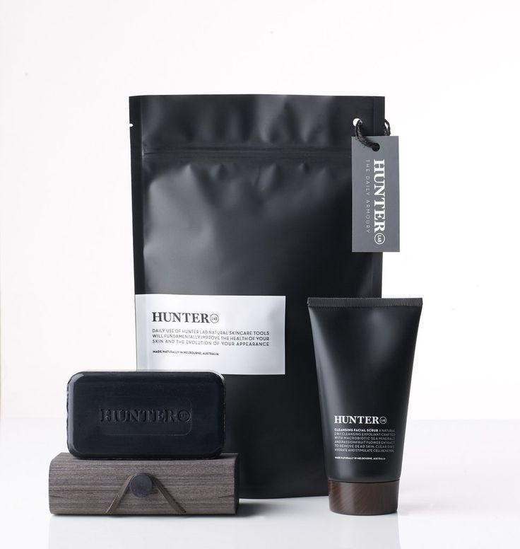 Hunter Lab The Cleansing Kit Avail at Mule Ties Calgary AB