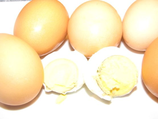 1000+ ideas about Perfect Hard Boiled Eggs on Pinterest | How to ...
