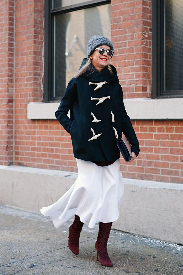 [NYFW] 뉴욕패션위크 스트릿 스타일 / New York Fashion Week / MBFWstreetstyle / 스트릿패션 / Fashion / Trend / 패션 트렌드 / Peoplepurple / 피플퍼플 : 네이버 블로그