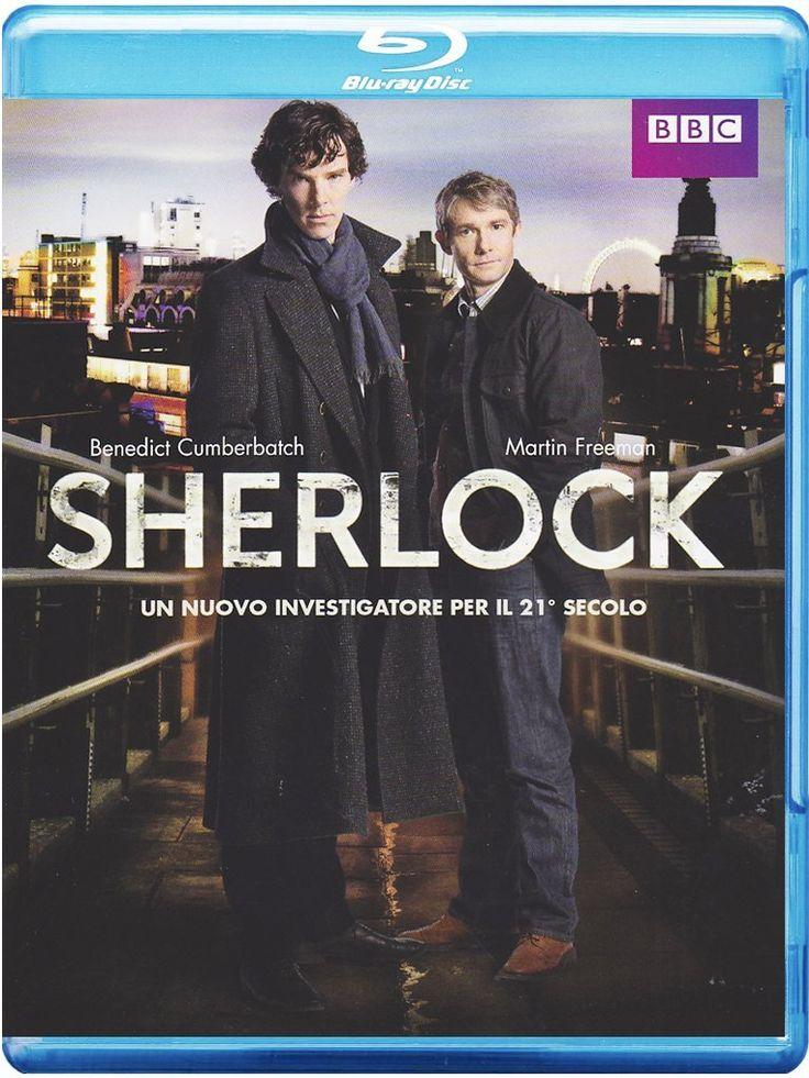 Sherlock: Amazon.it: Rupert Graves, Martin Freeman, Benedict Cumberbatch, Una Stubbs, Loo Brealey, Paul McGuigan: Film e TV
