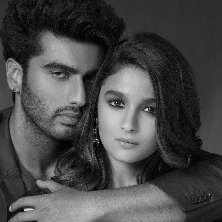 Arjun Kapoor Alia Bhatt #FilmFare2014 #Photoshoot #Fashion #Style #Hot #Bollywood #India #ArjunKapoor #AliaBhatt