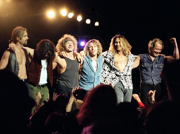 Foreigner Great Woods - Mansfield, MA - 8-23-94