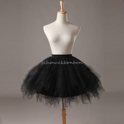 Roecke-Junggesellenabschied-Tuetue-Tuellrock-Petticoat-Ballett-Tutu-Ballettrock