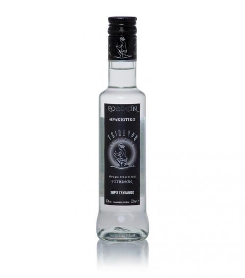 """""""Eothinon"""" tsipouro 200ml Tsipouro Grape Distillates"""