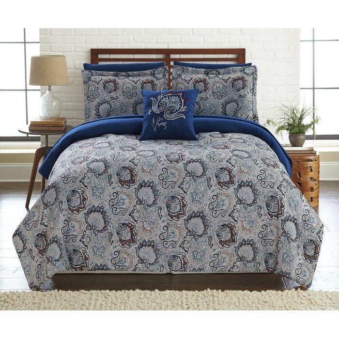 Deerfield Reversible Comforter Set Comforter Sets Bedding Sets
