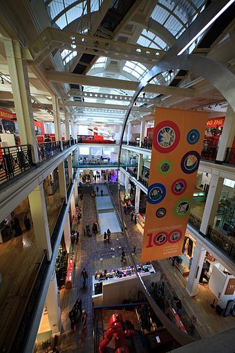 Science Museum, London - Wikipedia, the free encyclopedia