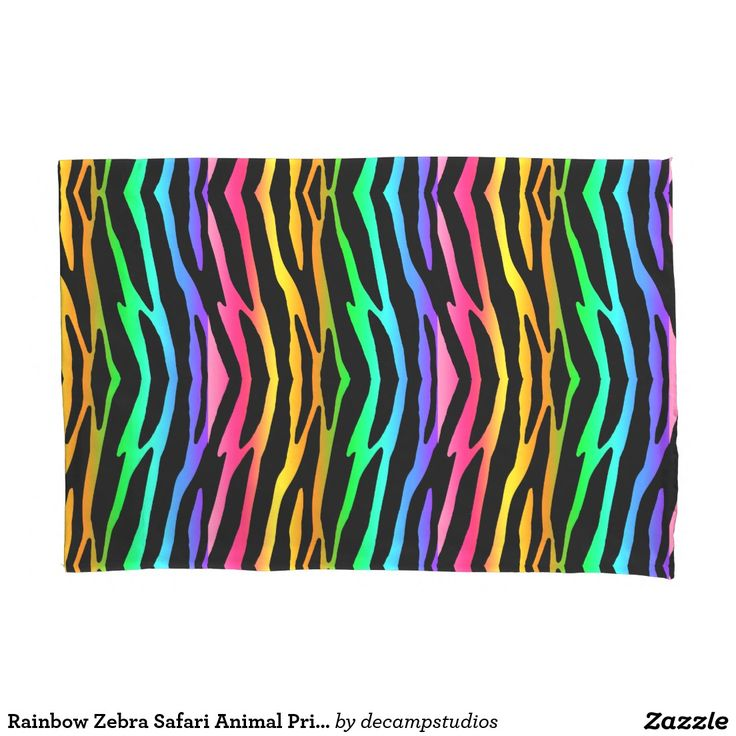 17 Best Ideas About Rainbow Zebra On Pinterest