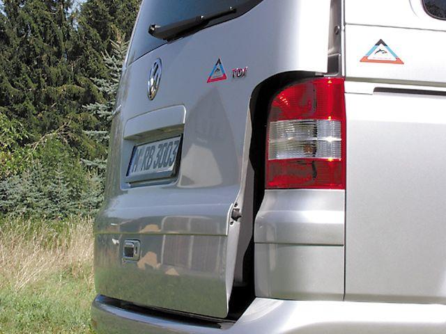 AIR-SAFE® VW-T5 California: sicher lüften