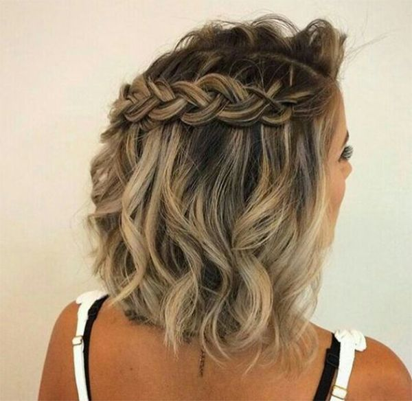 Short Hairstyles Design in 2019 Trend - Page 5 of 15 - Sumcoco Blog