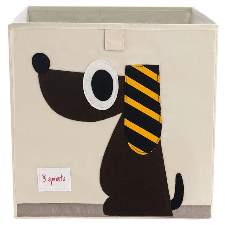 Fabric kids storage bins on framestr.com