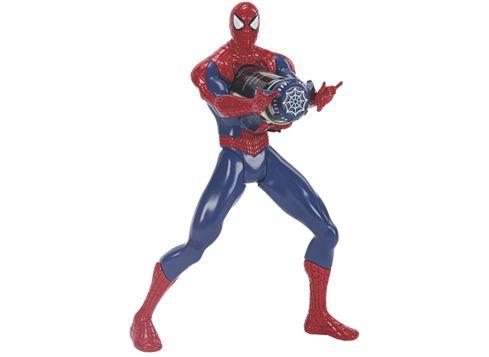 SPIDER-MAN stor nätskjutande figur