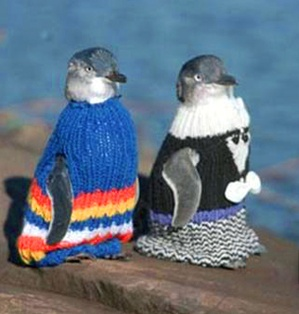 To help inspire Tacky the Penguin
