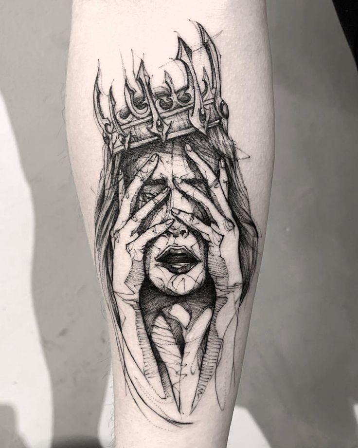 Interessante Tattoo Ideen In 2020 Sketch Style Tattoos Body Art Tattoos Tattoos
