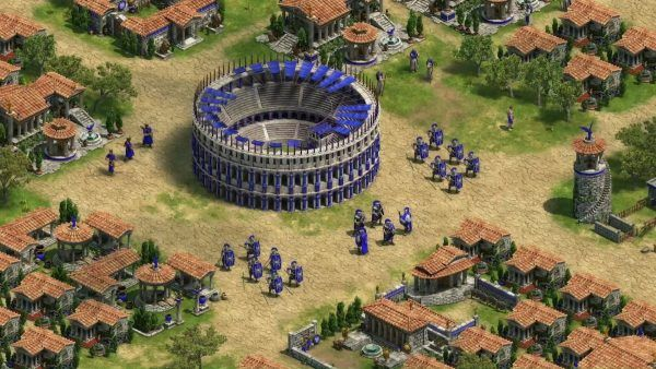Bill Gates may have had something to do with Age of Empires #Definitive Edition and wants… #VideoGames #definitive #edition #empires #gates