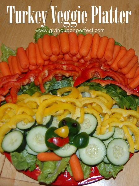Ideas about turkey veggie platter on pinterest turkey veggie tray