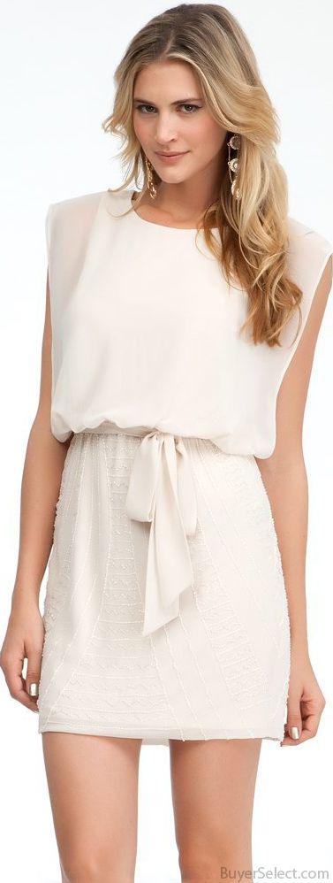 673 best designer style 2 images on pinterest for Bebe dresses wedding guest