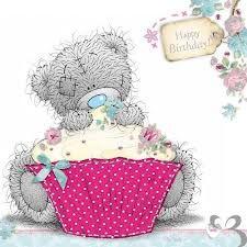 Tatty Teddy <3 Happy Birthday