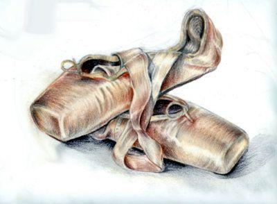 Still Life - Pointe Shoes by ~ nomoreppl on deviantART