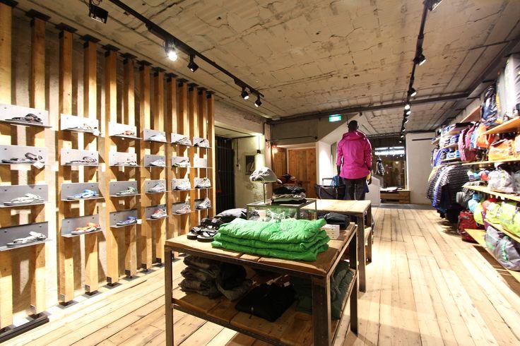 21 best retail by optie a images on pinterest interior - Interior design trento ...