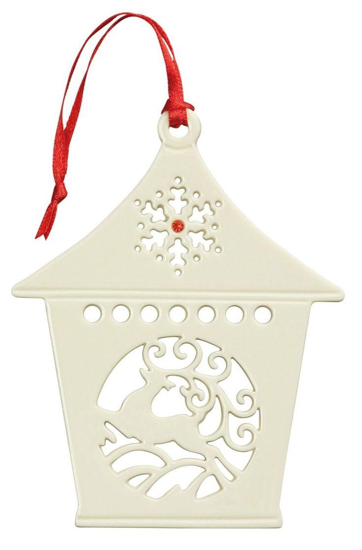 Belleek Christmas Decoration <3