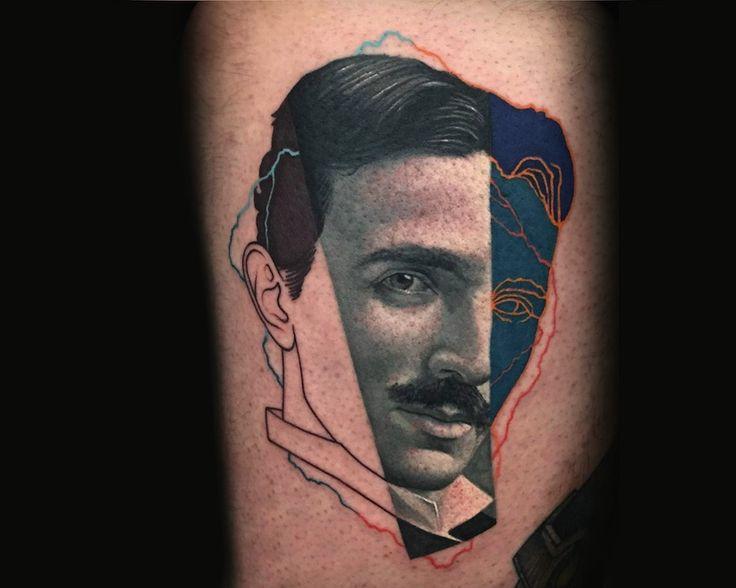 Noch vor der Silvester-Sause haben wir frische Inspirationen für Eure neuen Tattoos im kommenden Jahr: Vom Tinten-Künstler Dzikson Wildstyle.
