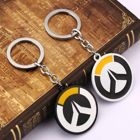 Overwatch Logo Metal Key Chains Get yours while stocks last: https://titandesigntech.com.au/products/overwatch-logo-metal-key-chains #TitanDesignTech #FreeShipping