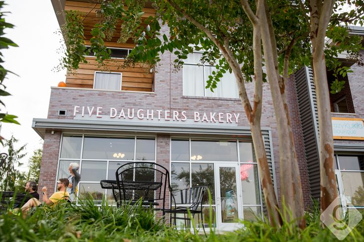 Five Daughters Bakery in East Nashville.