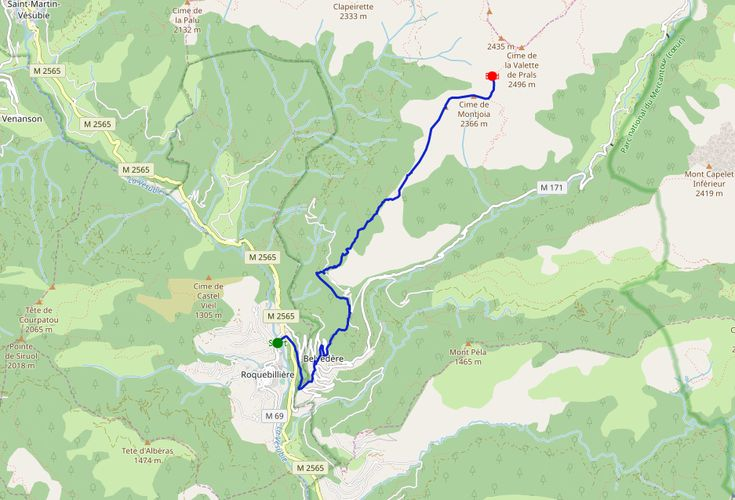 Hard to find a track with an elevation profile like the RedBull 3K Race ... Nevertheless, here is a short track with a 2K+ elevation in The Mercantour National Park (France)!  #mercantour #mercantourpark #parcdumercantour #parcnationalmercantour #positiveelevation #elevationgain #hillsprint #hillrunning  #hilltraining #elevationrunning #denivelé #run #runners #runner #running #courseapied #footing #laufen #correr #correre #happyrunning #trail #trailrunning #10k #training #paca #redbull3k