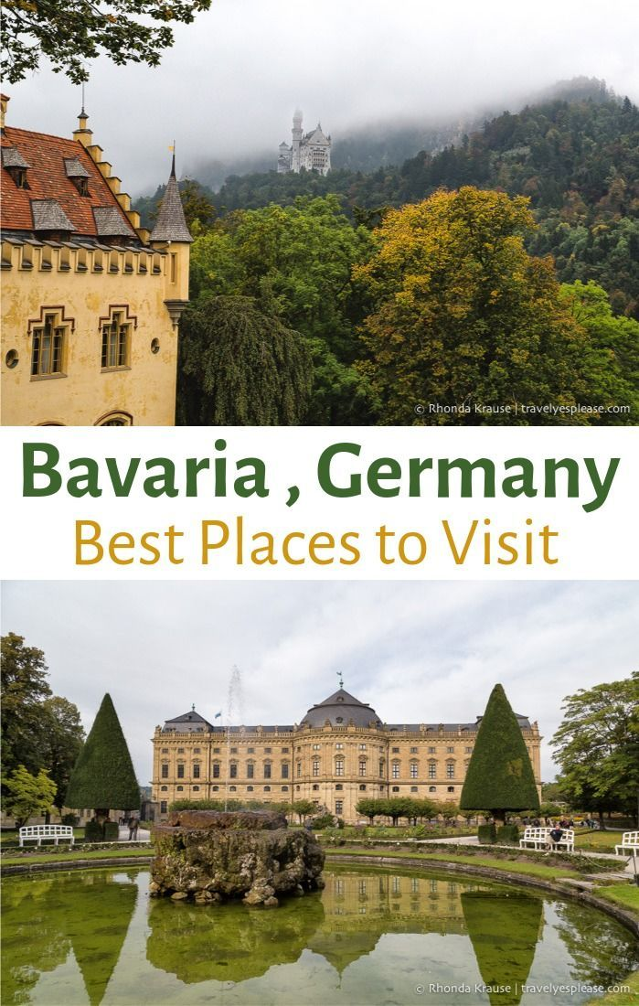 Exploring Bavaria- The Finest Locations to Go to on a Journey to Bavaria, Germany
