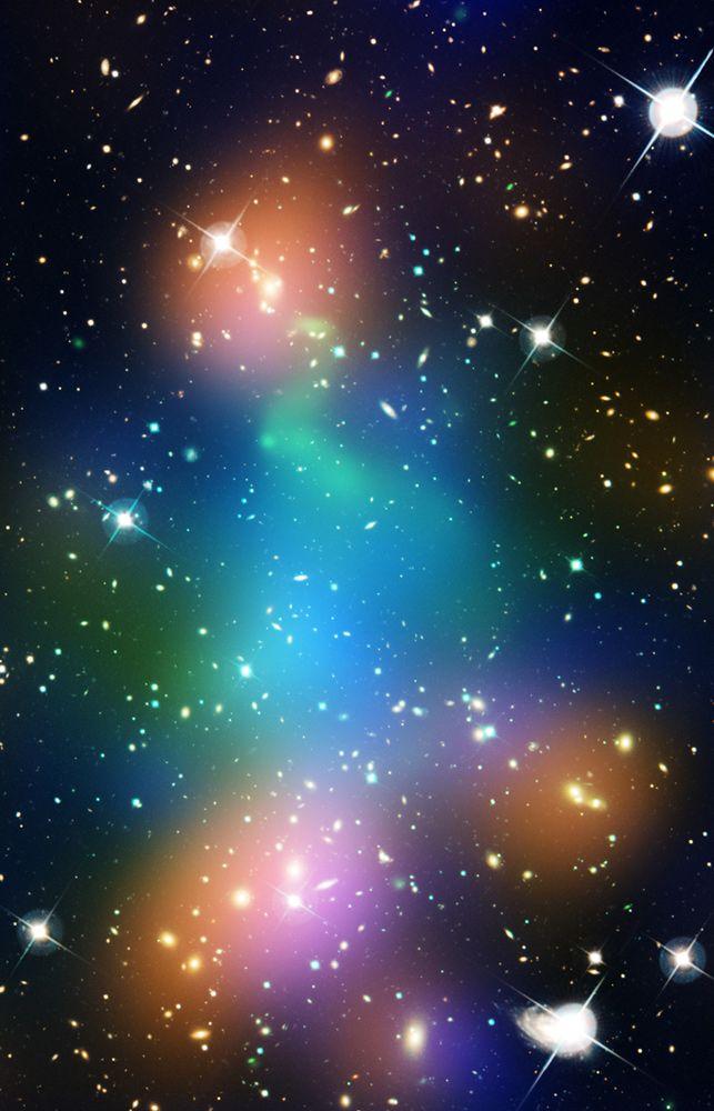 morphing into dark dark matter core - photo #3