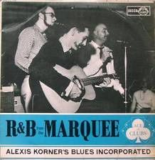 Alexis Korner - Rain is such a Lonely Sound......