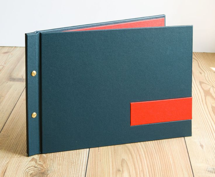 the simplest and cheapest of our portfolios but in the right thought still a highly effective presentation folder