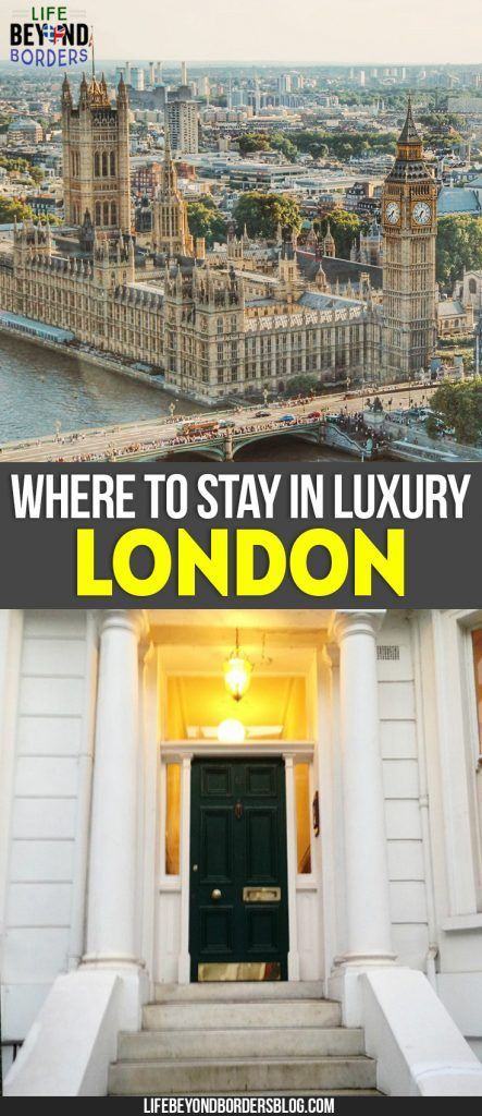 Stay in a Luxury Serviced Apartment when you visit London.  FG Properties