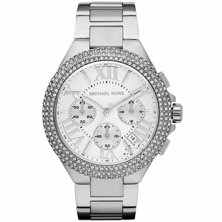 MICHAEL KORS Chronograph Stainless Steel Bracelet Μοντέλο: MK5634 Τιμή: 313€ http://www.oroloi.gr/product_info.php?products_id=28408