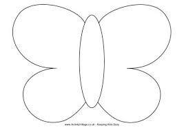 butterfly outline - Google zoeken