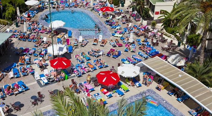 Hotel Ambassador Playa I, Benidorm, Spain - Booking.com