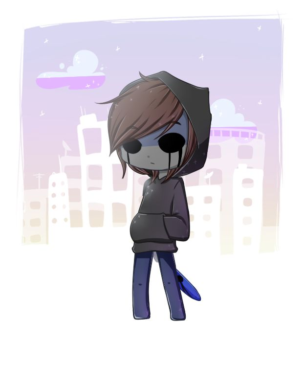 Eyeless Jack by pppsua.deviantart.com on @DeviantArt