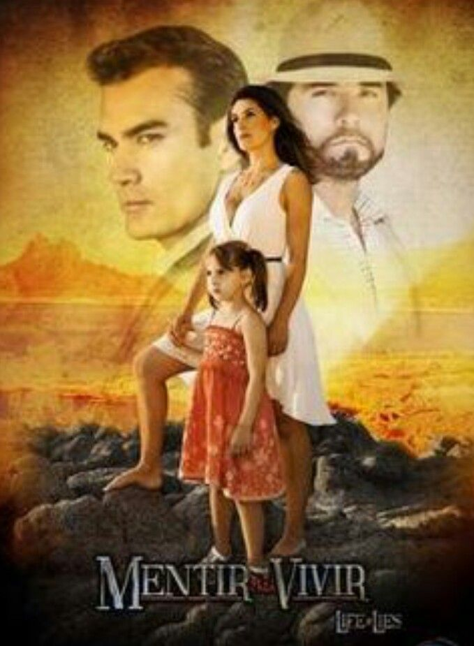 MENTIR PARA VIVIR - Mayrín Villanueva as Oriana, David Zepeda as Ricardo, Diego Olivera as José Luis Falcón, Altair Jarabo as Raquel, Adriana Roel as Paloma, Leticia Perdigón as Matilde, Cecilia Gabriela as Lucina, Nuria Bages as Fidelia, started 10-07-13