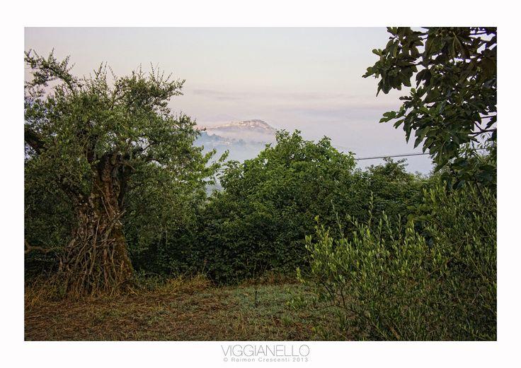 Paisajes de Viggianello (Italia)