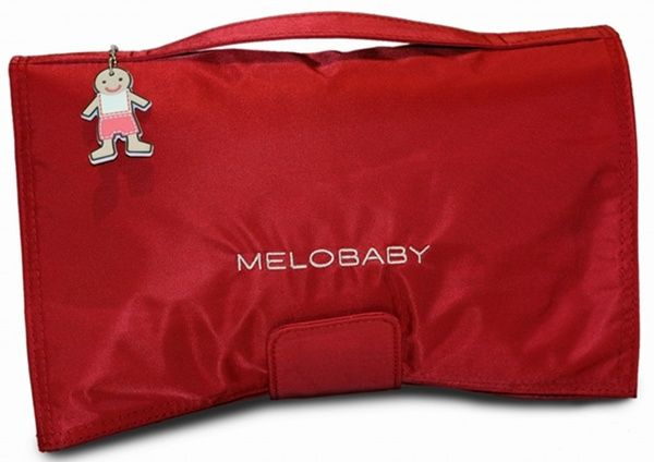 Melobaby's new nappy changing products