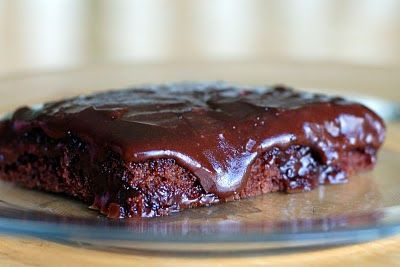 Barefoot and Baking: Chocolate Sheet Cake