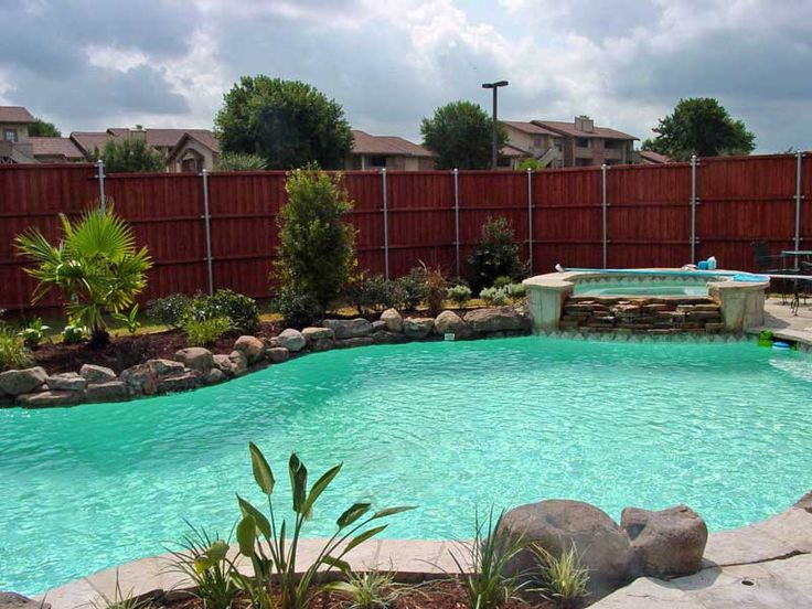 31 Best Pool Landscaping With Terra Stone Images On Pinterest